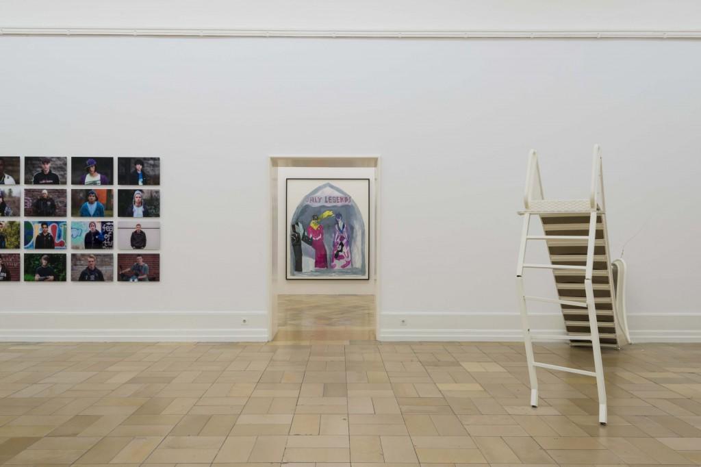 Martin Brand, Andy Hope 1930 and Ulrike Moeschel, Kunsthalle Nürnberg 2013