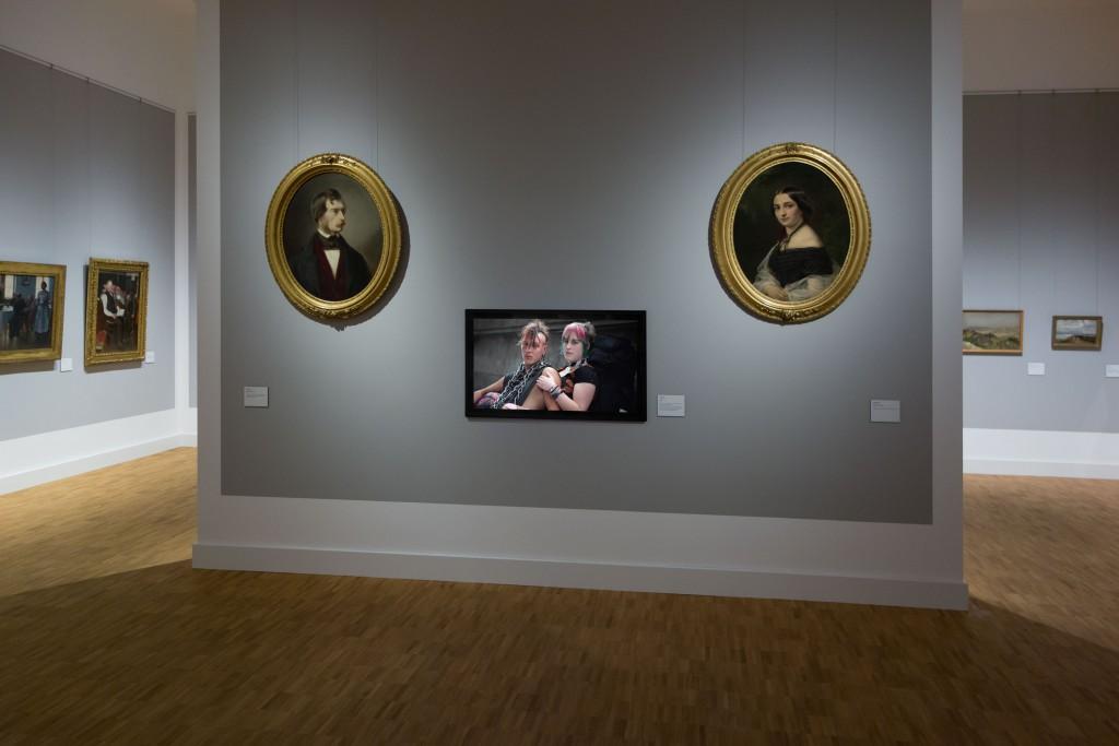 Martin Brand, Punks (2011), Hessisches Landesmuseum Darmstadt 2014