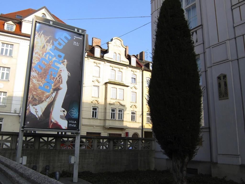 Museum Villa Stuck München 2013