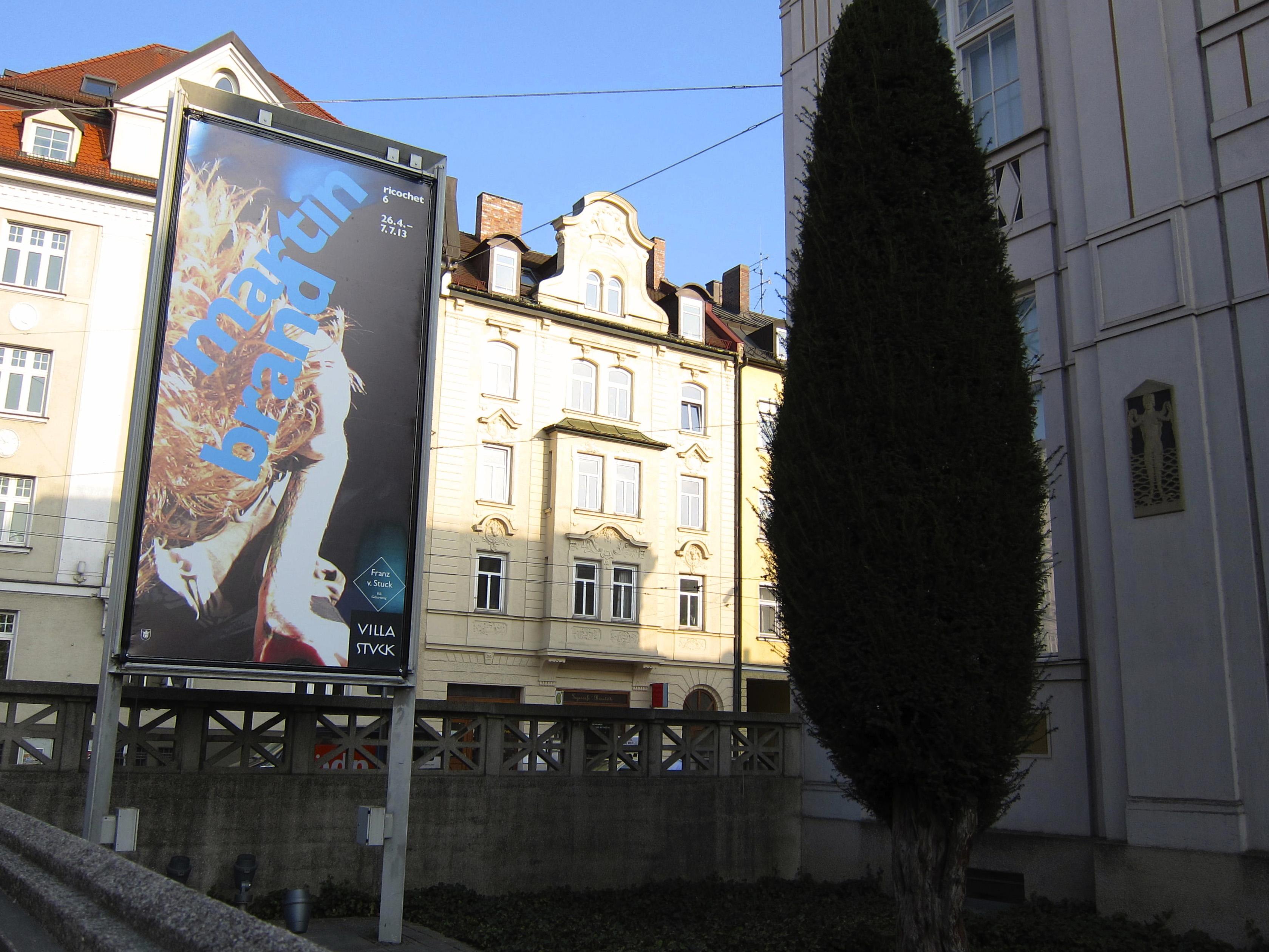 Museum Villa Stuck, München 2013