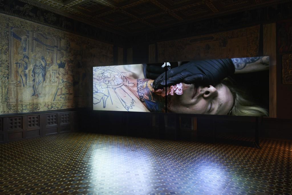 Martin Brand, Rebel Rebel (2012), Museum Villa Stuck München 2013