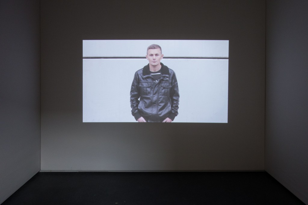 Martin Brand, Portraits of Young Men (2010), Museum Ostwall Dortmund 2013