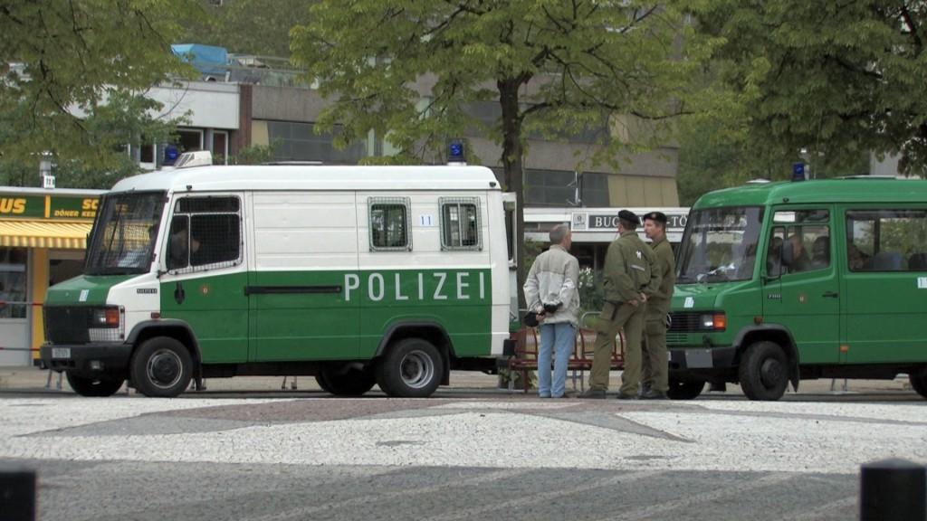 Martin Brand - Deutschland, achter Mai