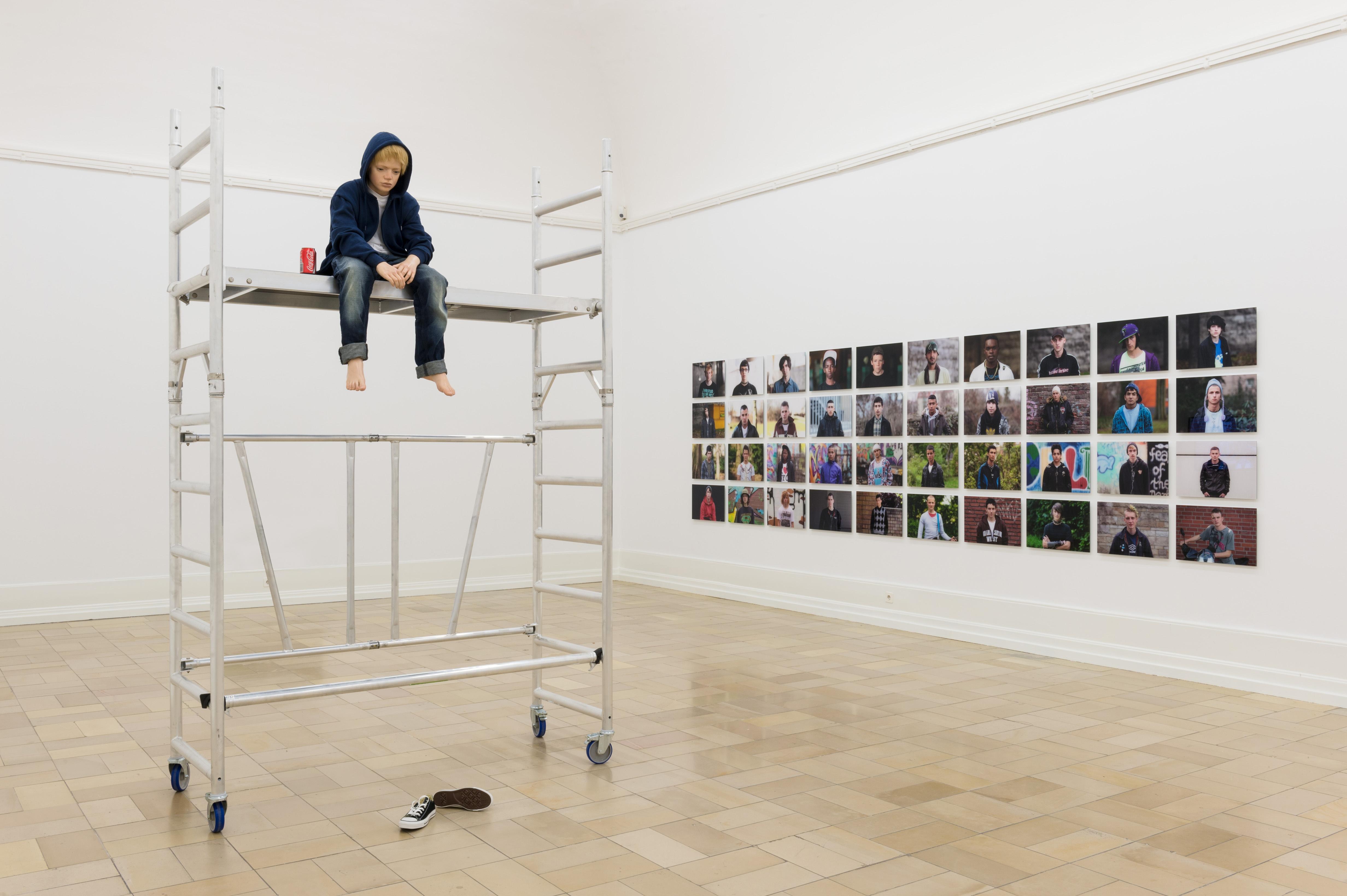 Portfraits of Young Men, Kunsthalle Nürnberg 2013