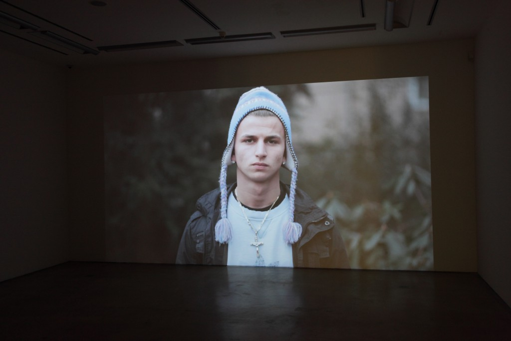 Martin Brand, Portraits of Young Men (2010), Galerie im Taxispalais Innsbruck 2013