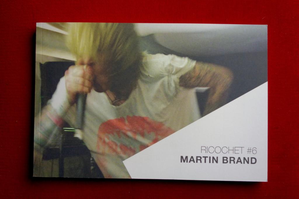 Ricochet #6 Martin Brand