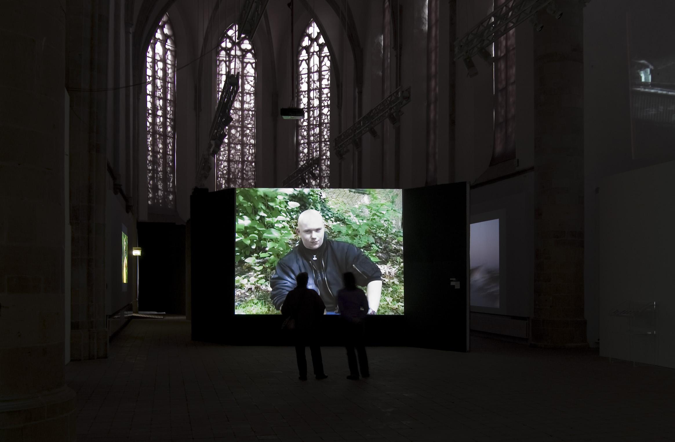 Pit Bull Germany, European Media Art Festival, Kunsthalle Dominikanerkirche, Osnabrück 2008