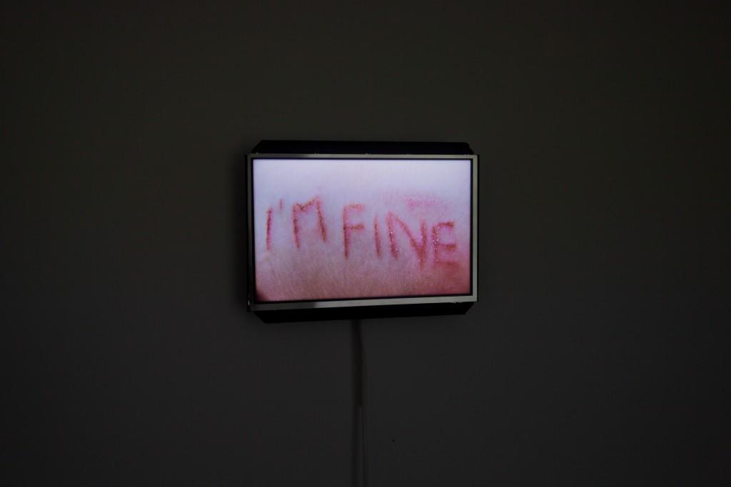 Martin Brand, Sense of Doubt, Cuxhavener Kunstverein 2016