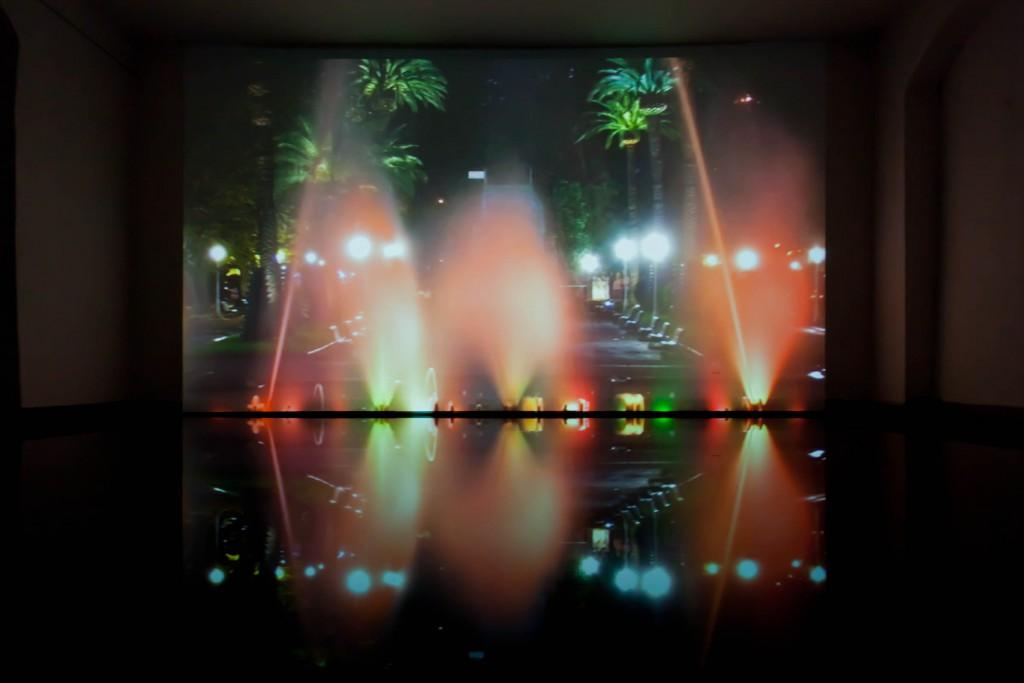 Martin Brand, Parque de Iturriza, Kunstverein Bochum 2011