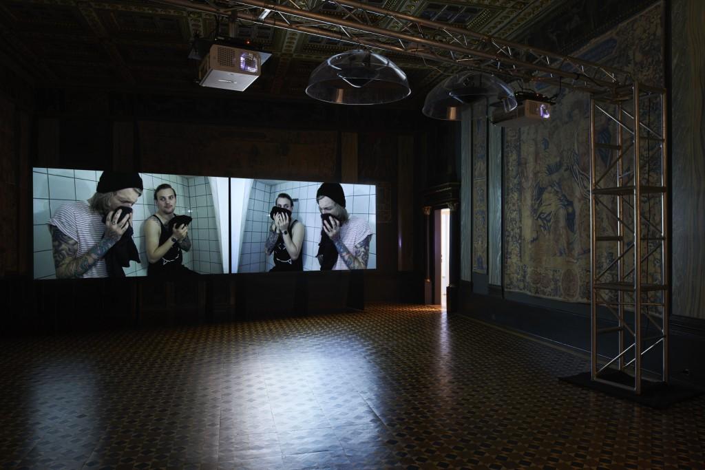 Martin Brand, Rebel Rebel, Museum Villa Stuck München 2013